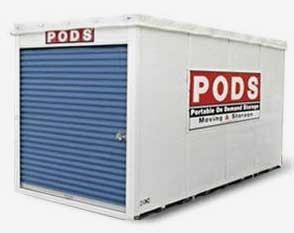 Debris Box Storage Container