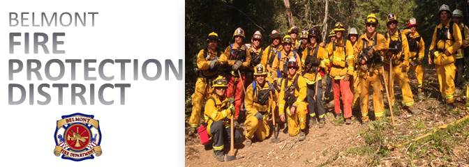 South County Strike Team, Lodge Complex Fire, Mendocino County