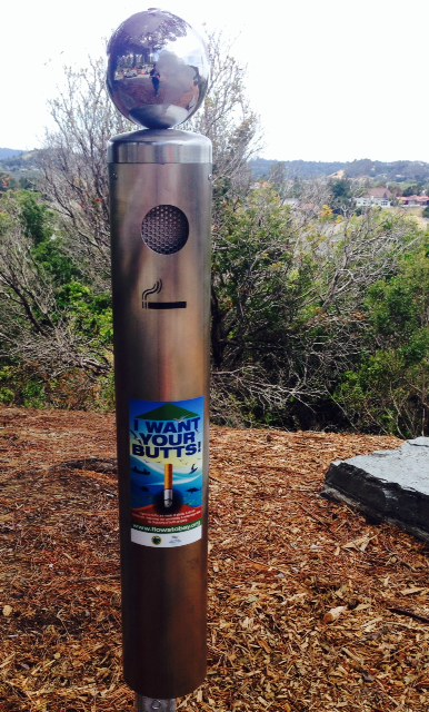 Receptacle Vista Point