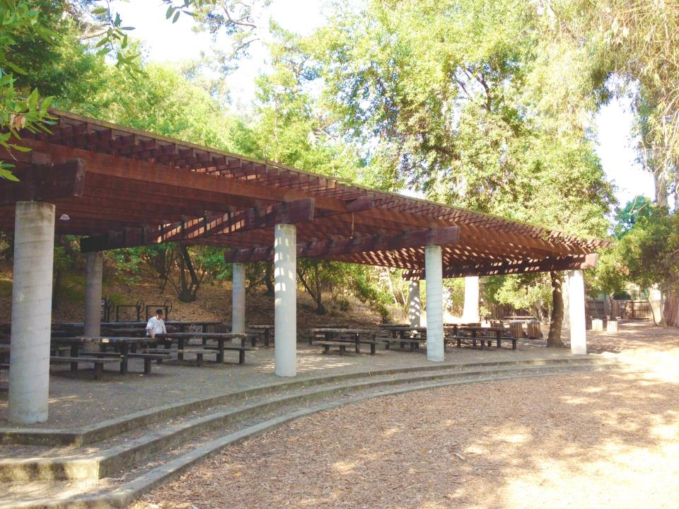 Redwood Picnic Area