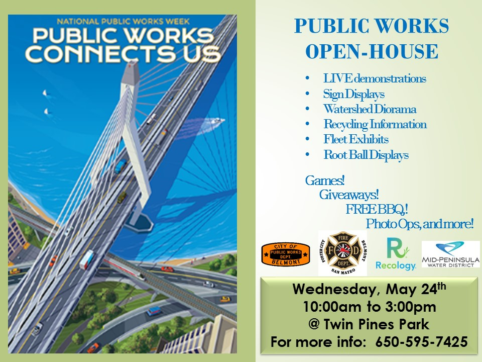 Public Works Open House Advertising-DRAFT