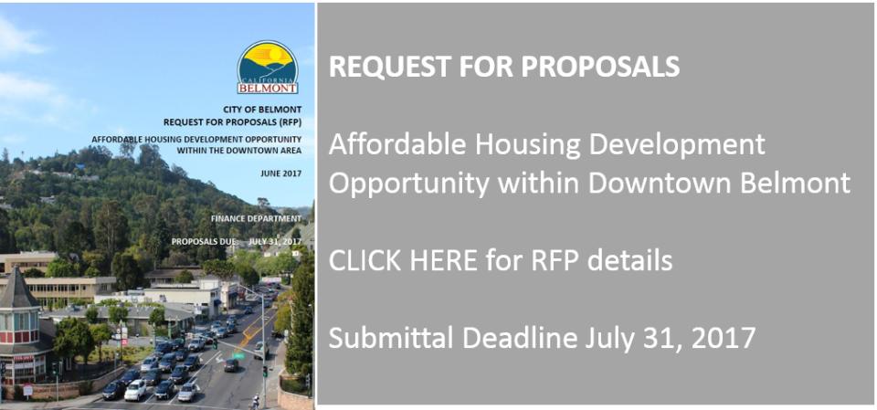 Hill Street Middle Rd RFP