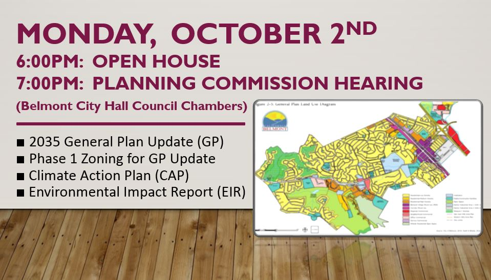 OpenHouse And Planning Commission Hearing