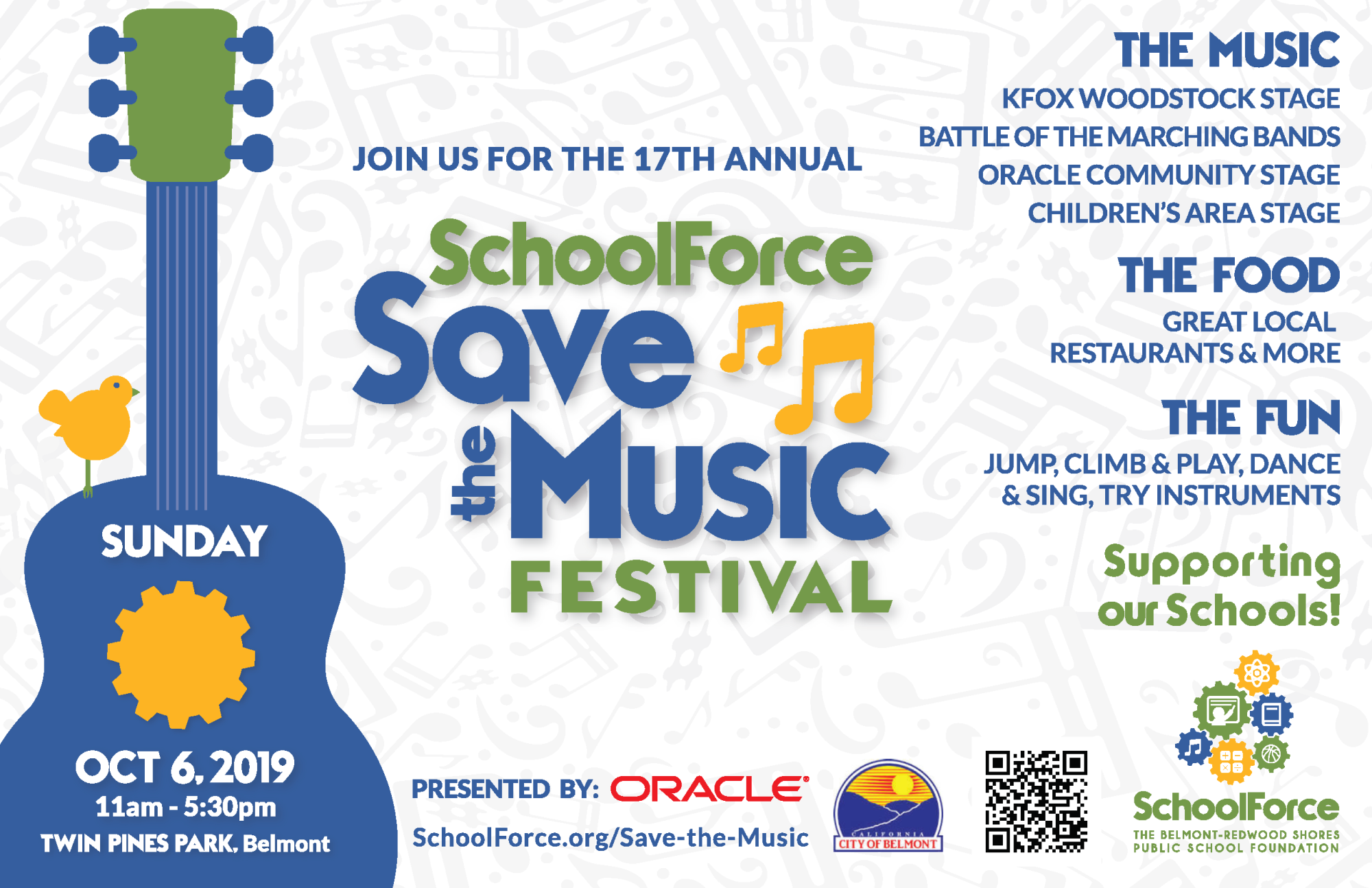 Schoolforce Save the Music 2019