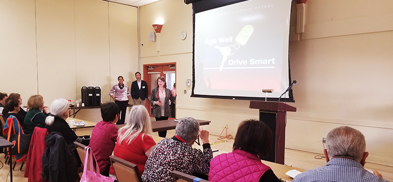 Age Well Drive Smart seminar