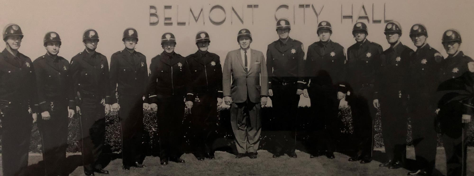 Belmont Officers