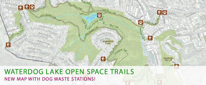 Open Space Trail Map 700x290