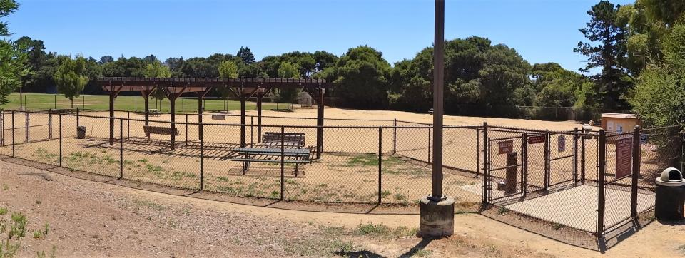 Cipriani Dog Park panoramic
