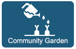 Community Garden button