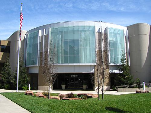 Belmont City Hall
